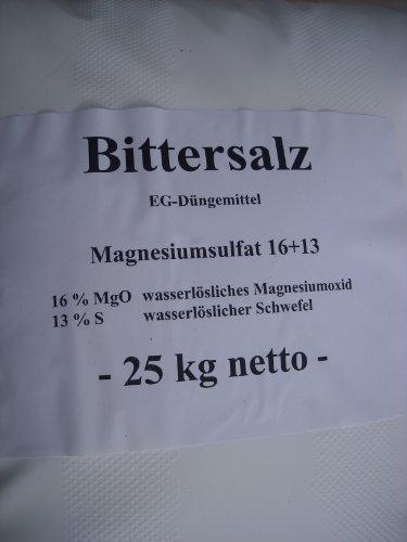 Bittersalz
