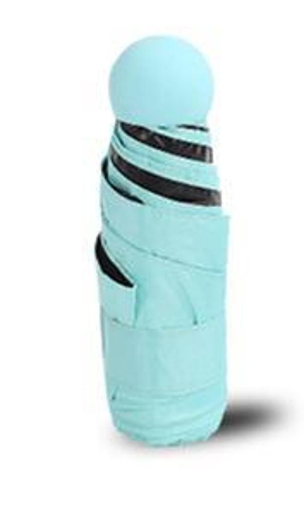 biutefang Umbrellas Ultralight Miniカプセル傘ポケット傘ポケット傘折り畳み傘52 x 100 cm   B07B3TBJP8