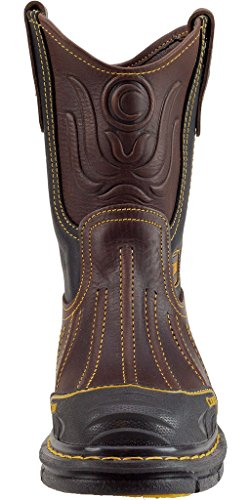 Cebu Menns Brdshark 10 Arbeid Boot Brown