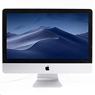 Apple iMac MK142LL/A 21.5-Inch Desktop (NEWEST VERSION)