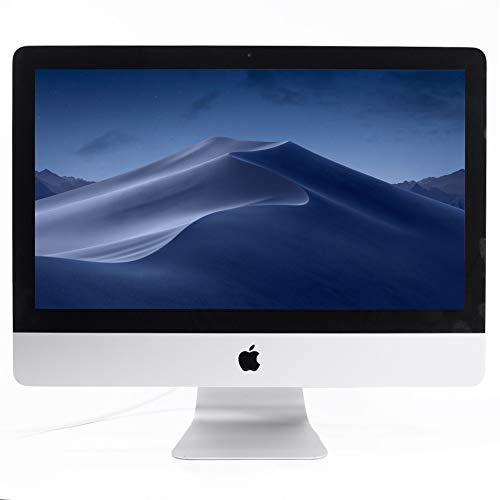 Apple iMac MD093LL/A Intel core i5-3330s 2.7GHz - 21.5-Inch Desktop 8GB RAM 1TB HDD (Renewed) (Apple Refurbished Imac)