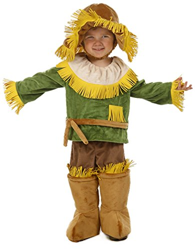 Wizard of Oz Cuddly Scarecrow Toddler Costume - Baby 6-12