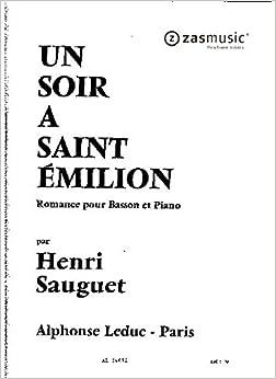 Un Soir … Saint Emilion