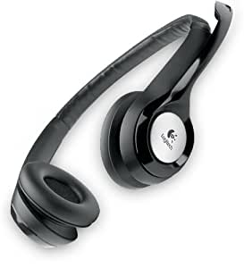 Logitech - 981-000406 - H390 CUFFIE USB