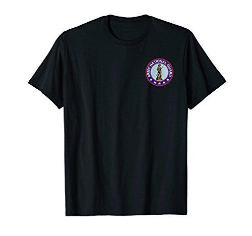 National Guard Veterans - Army National Guard Military Veteran State Morale T-Shirt