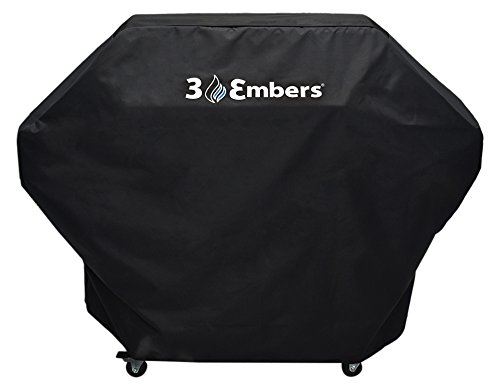 (3 Embers 57in Premium Gas Grill Cover)