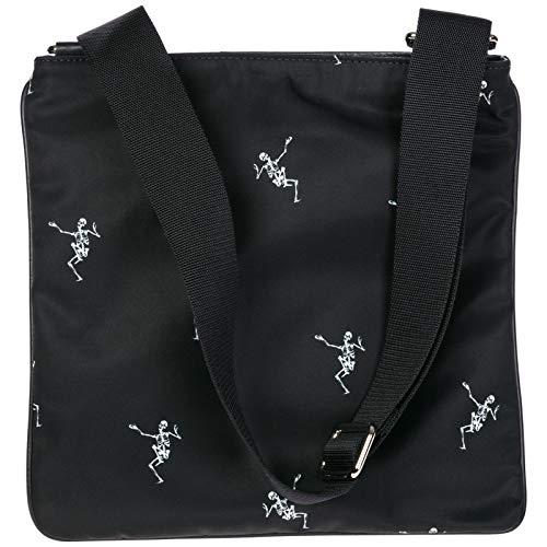 bag black McQueen Alexander body cross men's shoulder messenger Nylon dOx0qTxw8