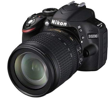 Nikon D3200 - Cámara Digital: Amazon.es: Electrónica
