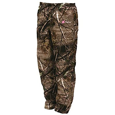 Frogg Toggs Pro Action Water-Resistant Rain Pant, Women's