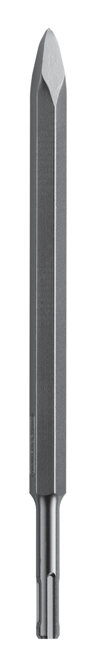 Simpson Strong Tie CHMXBP12 SDS-Max Bull-Point Chisels for General Concrete and Masonry Demolition, 12-Inch Overall Length Simpson Strong Tie CHMXBP12 SDS-Max Bull Point Chisels for General Concrete and Masonry Demolition