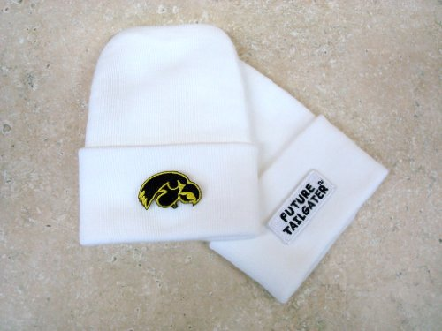 Future Tailgater Iowa Hawkeyes Newborn Knit Cap