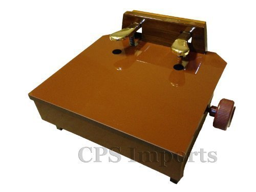 Adjustable Piano Pedal Extender Walnut product image