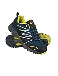 Mountain Warehouse Enhance Mens Running Sneakers - Casual Summer Shoes