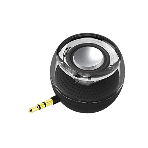 Find Cheap Portable Speaker, Leadsound Crystal 3W 27mm 8Ω Mini Wireless Speaker with 3.5mm Aux Audi...