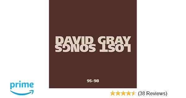 david gray chords flame turns blue