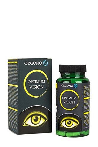 Silicium España Laboratorios Optimum Vision para la Vista - 60 Cápsulas