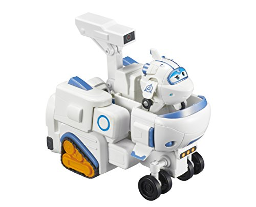 Super Wings - – Astra'S Robo Rover | Transforming Toy Vehicle Set | Includes Transform-A-Bot Astra Figure | 2