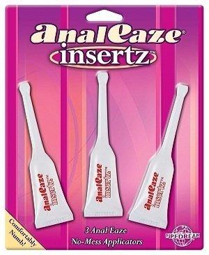 Insertz Anal Eaze 10Ml