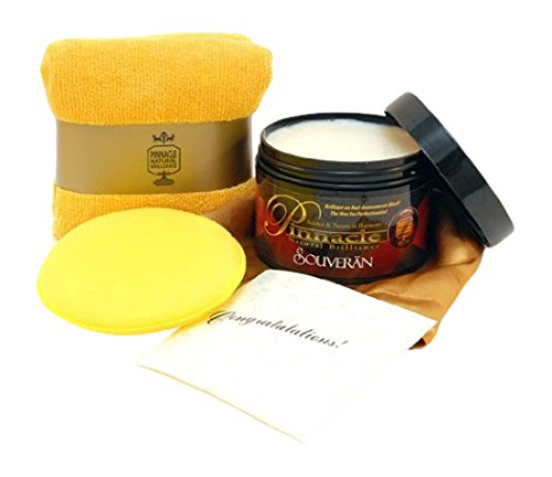 Pinnacle Natural Brilliance Souveran Paste Wax