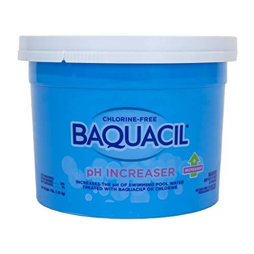 Baquacil 84364 pH Increaser Swimming Pool Chemical, Balancers, Clear ()