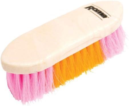 Roma 2 Tone Neon Dandy Brush - Assorted Lg
