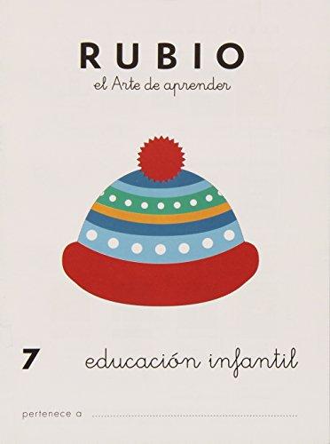 Cuadernos Rubio: Educacion Infantil 7