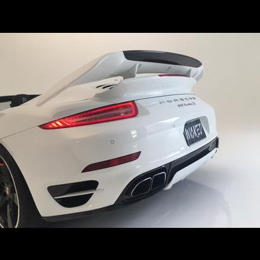Porsche 991 Turbo S GT2 Style B-Wing Spoiler for all Porsche 991 Turbo