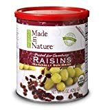 Made In Nature Raisins, 15-Ounce (Pack of 12)