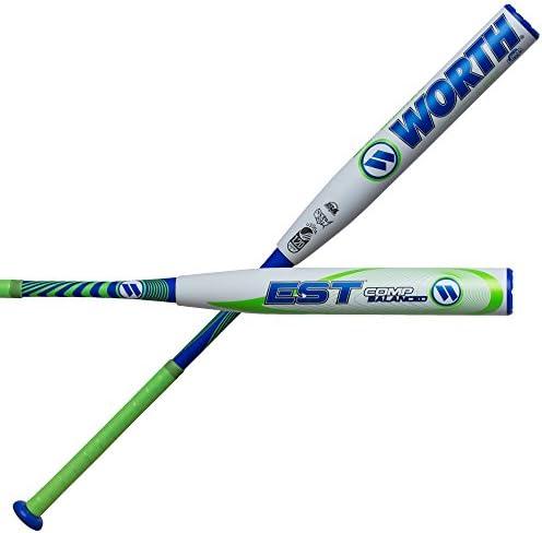 Worth EST 12.5インチBalanced USSSA w125eb Slowpitch Softball Bat