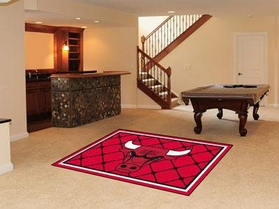 NBA - Chicago Bulls 5 x 8 Rug by Fanmats