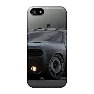 Anglams Xsi3912ABei Case Cover Iphone 5/5s Protective Case Dodge Challenger