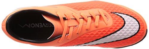 Nike Hypervenom Phelon Ic Indoor Voetbalschoenen Hypr Crmsn / Wht / Atmc Orng / Blck