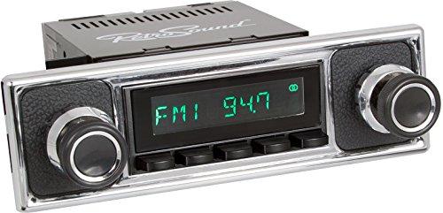 Retro Manufacturing HB-308-409-39-78 Car Radio