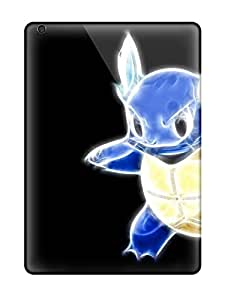 Ipad Air Case Cover - Slim Fit Tpu Protector Shock Absorbent Case (pokemon)