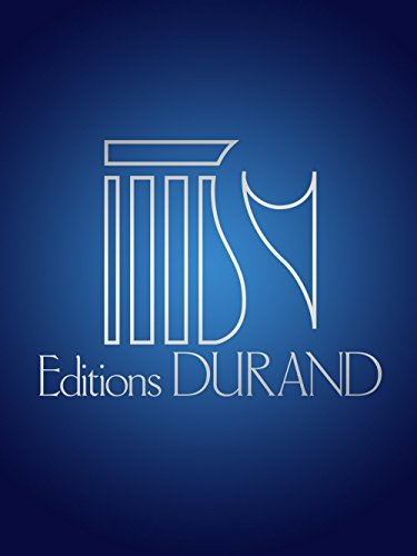 Editions Durand Intro. & Allegro Harpe/piano (Piano Solo) Editions Durand Series