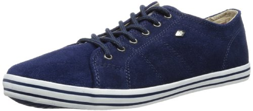 British Knights FAUX B32-3775 - Zapatillas de cuero para hombre azul - Blau (navy 3)