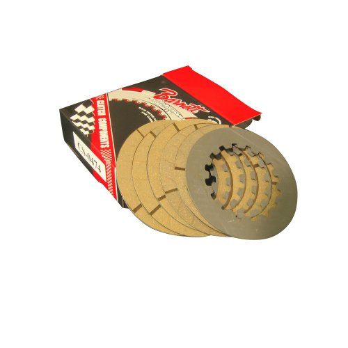 Barnett 302-54-50001 Clutch Kit for Norton Atlas