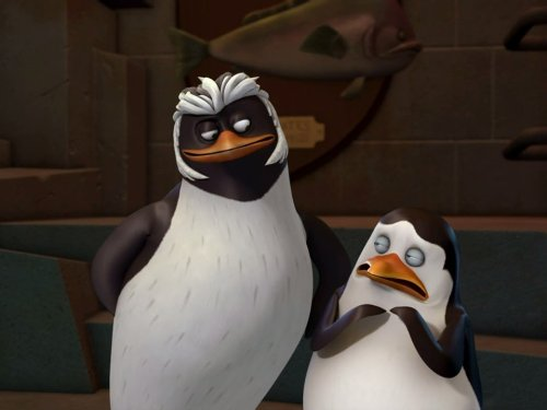 A Visit from Uncle Nigel / Maurice at Peace (Penguins Of Madagascar A Visit From Uncle Nigel)