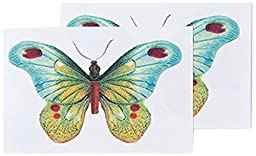 Tattly Temporary Tattoos, Butterfly 1, 0.1 Ounce