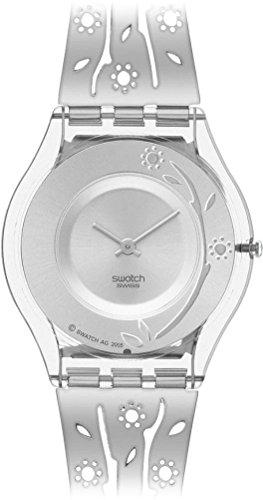 Swatch Women's YNG101 Rosa Perlata Analog Display Analog quartz Rose Gold Plated Watch