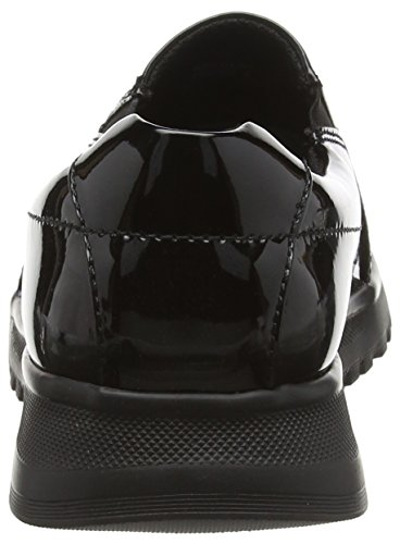 Padders Retreat, Mocasines para Mujer Negro - Black (60 Black Patent)