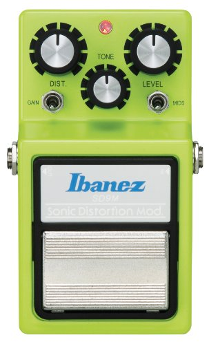 Pedal Effect Ibanez SD9M Sonic Distortion for sale  Delivered anywhere in Canada