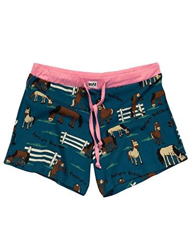 LazyOne Pasture Bedtime Damen Boxer Short