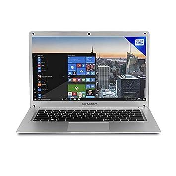 "Schneider SCL141CTP Ultrabook Ordenador Portátil 14,1"" F/HD 2/32GB Atom"