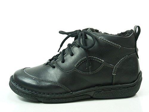 Schwarze Josef Boots Damen Schuhe Übergrößen Neele Seibel in 34 1qPqOp