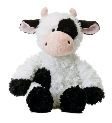 Aurora World Tubbie Wubbie Plush Cow, -