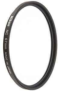 Nikon FTA13101 - Filtro Sky/UV(67 mm), negro