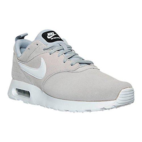 Nike Air Max Tavas Ltr Mannen Loopschoenen Grijs / Wit / Zwart (wolf Grijs / Wit-zwart)