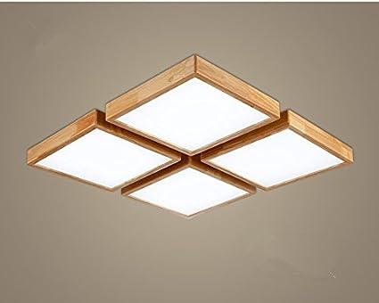 Moderne Lampen 96 : Das moderne deckenleuchte holz lampen moderne restaurant lampen