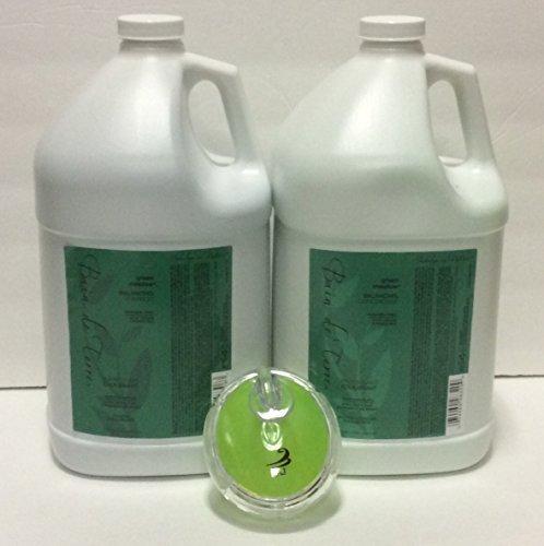 - Bain De Terre Green Meadow Balancing Shampoo& Conditioner Gallon Each